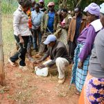 The Water Project: Ngitini Community A -  Handwashing Training
