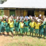 The Water Project: Jidereri Primary School -  Group Picture