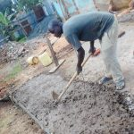 The Water Project: Imusutsu High School -  Latrine Construction