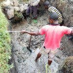 The Water Project: Emachembe Community A -  Excavation