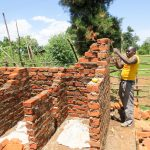 The Water Project: Jidereri Primary School -  Latrine Construction