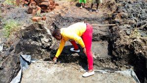 The Water Project:  Jemmimah Khasoha Supervising Work