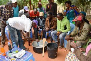 The Water Project:  Soapmaking Training