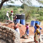 The Water Project: Muunguu Primary School -  Tank Construction