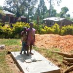 The Water Project: Musiachi Community -  Sanitation Platform