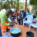 The Water Project: Ngitini Community A -  Soapmaking Training