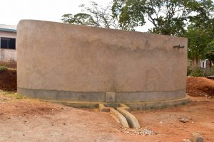 The Water Project:  Concrete Drying