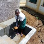 The Water Project: ACK Milimani Girls' Secondary School -  Finished Tank