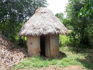The Water Project:  A Latrine