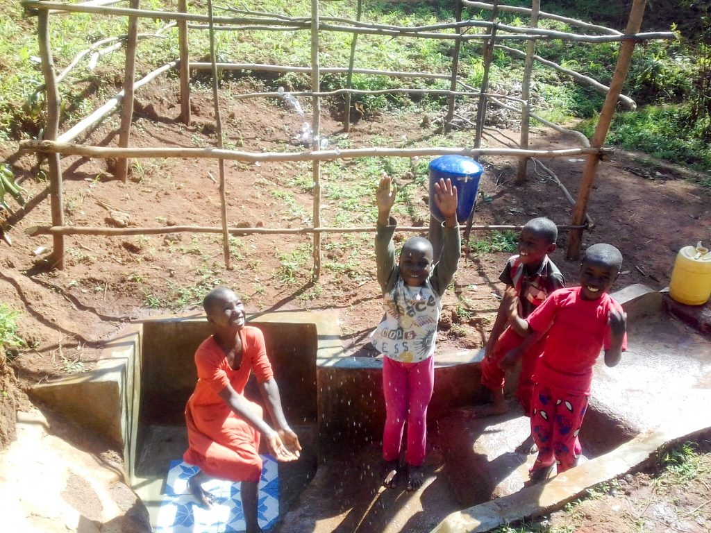 The Water Project : 18-kenya18136-flowing-water