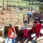 The Water Project: Musutsu Community -  Flowing Water