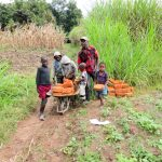 The Water Project: Muyundi Community A -  Spring Construction