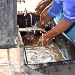 The Water Project: Muunguu Primary School -  Handwashing Stations