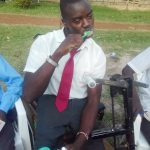The Water Project: Joyland Special Secondary School -  Dental Hygiene Training