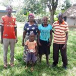The Water Project: Luyeshe Community, Matolo Spring -  Community Members