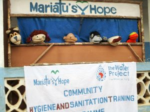 The Water Project:  Training Puppet Show