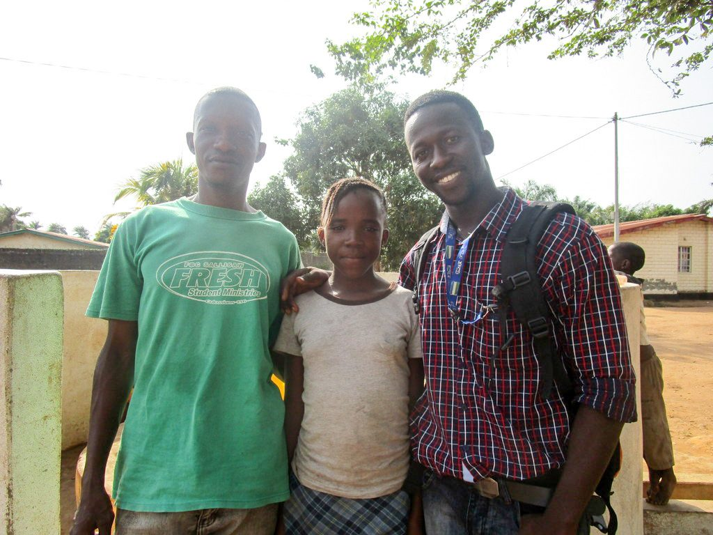 The Water Project : 2-sierraleone5115-a-year-with-water