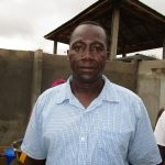 The Water Project: New London Community, Magburaka Road -  Amadu Tholley