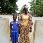 The Water Project: Gbaneh Bana SLMB Primary School -  Headteacher Kanu And Lamrana