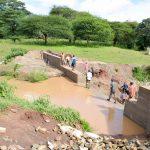 The Water Project: Utuneni Community -  Finished Sand Dam
