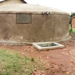 The Water Project: Shiru Primary School -  Tank Construction