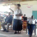 The Water Project: Imusutsu High School -  Jane Kasavuli