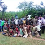 The Water Project: Handidi Community C -  Group Picture