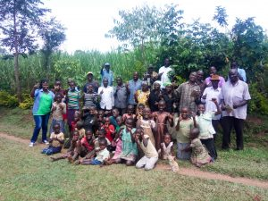 The Water Project:  Group Picture