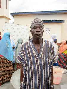The Water Project:  Imam Bangura