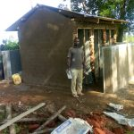 The Water Project: Shikhondi Girls Secondary School -  Latrine Construction