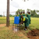 The Water Project: Jidereri Primary School -  Handwashing Station