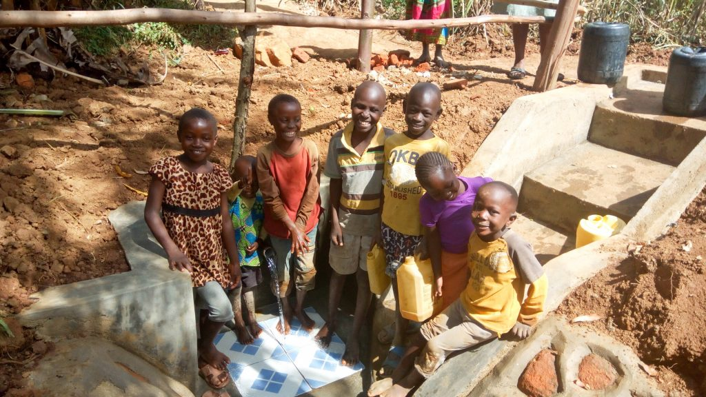 The Water Project : 22-kenya18133-flowing-water