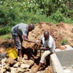 The Water Project: Luvambo Community B -  Spring Construction