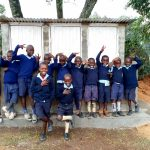 The Water Project: Shiru Primary School -  Finished Latrines