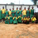 The Water Project: Jidereri Primary School -  New Latrines
