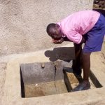 The Water Project: Makuchi Primary School -  Finished Tank