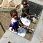 The Water Project: Muyundi Community A -  Finished Spring