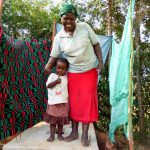 The Water Project: Luvambo Community B -  Sanitation Platform