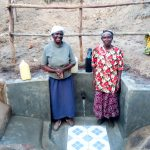 The Water Project: Emachembe Community -  Flowing Water