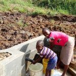 The Water Project: Luvambo Community B -  Flowing Water