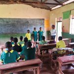 The Water Project: Madegwa Primary School -  Training