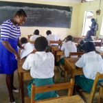 The Water Project: ACK Milimani Girls' Secondary School -  Training