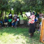 The Water Project: Luvambo Community, Timona Spring -  Training