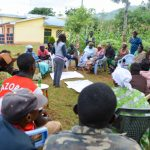 The Water Project: Utuneni Community A -  Training