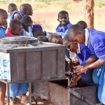 The Water Project: Muunguu Primary School -  Handwashing Training