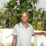 The Water Project: Tombo Bana Community -  Dauda Sesay