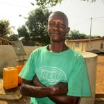 The Water Project: Benke Community, Turay Street -  Alhaji Bangura