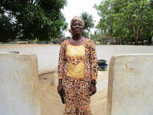 The Water Project:  Headteacher Kana