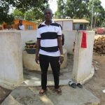 The Water Project: Kasongha Community, 16 Komrabai Road -  Alusine Conteh