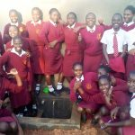 The Water Project: Shikhondi Girls Secondary School -  Finished Rainwater Tank